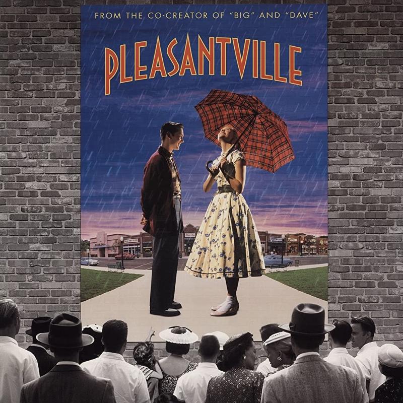 «Плезантвиль» (1998) poster