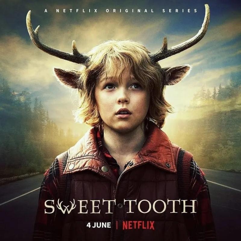 «Sweet Tooth: Мальчик с оленьими рогами» (2021) poster