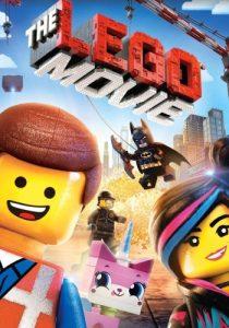 The Lego Movie (2014) постер