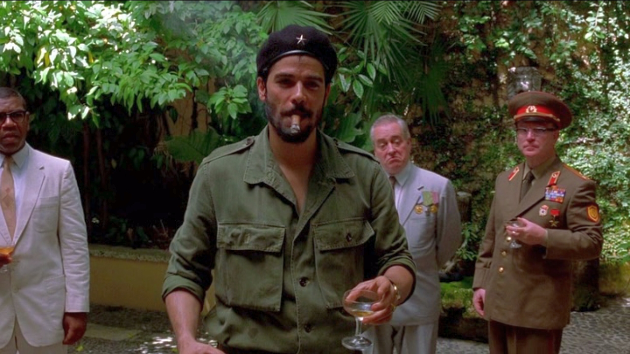 Кадр из фильма The Lost City (2005)