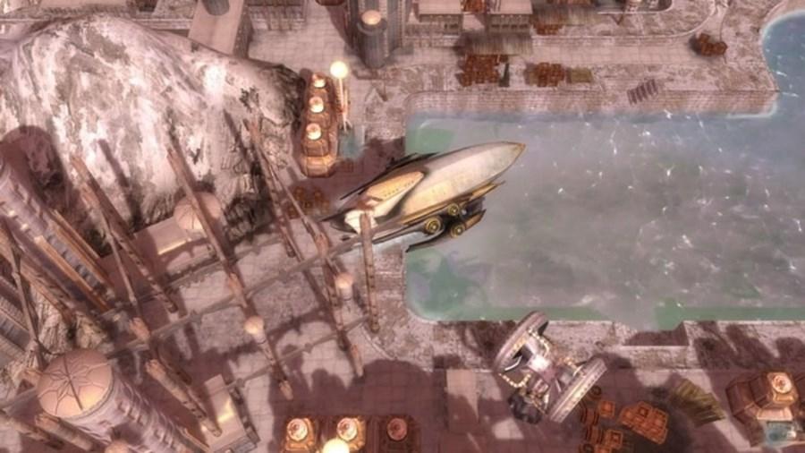 Скриншот из игры Aqua: Naval Warfare