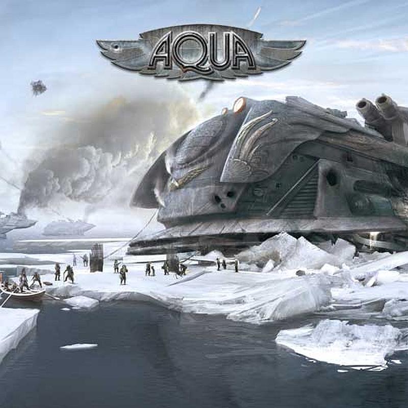 «Aqua: Naval Warfare» (Xbox 360) poster
