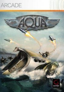 Aqua: Naval Warfare (Xbox 360) постер