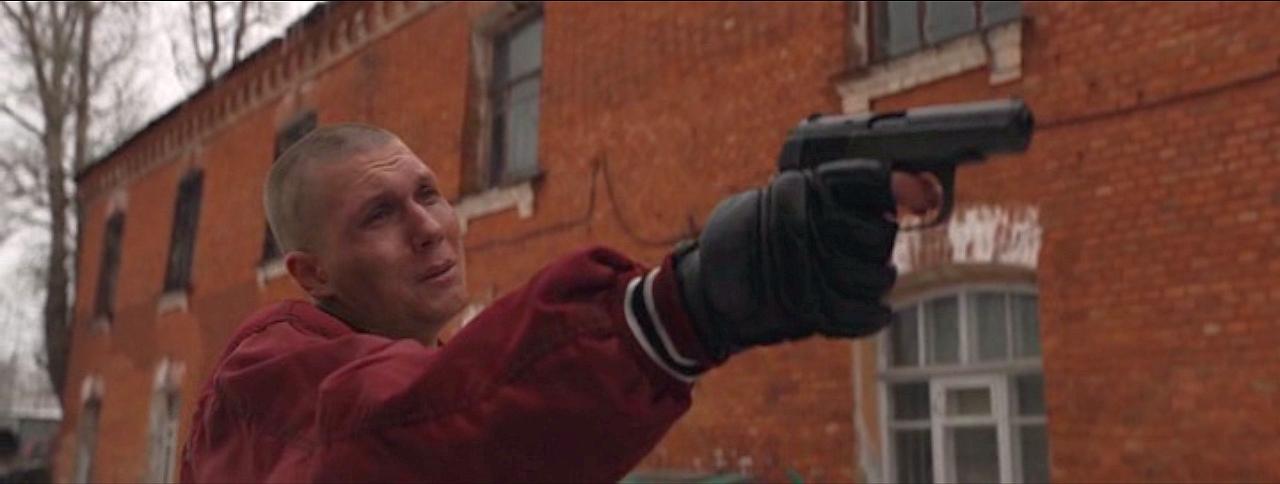 Кадр из фильма Бык (2019)