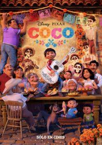 Coco (2017) постер