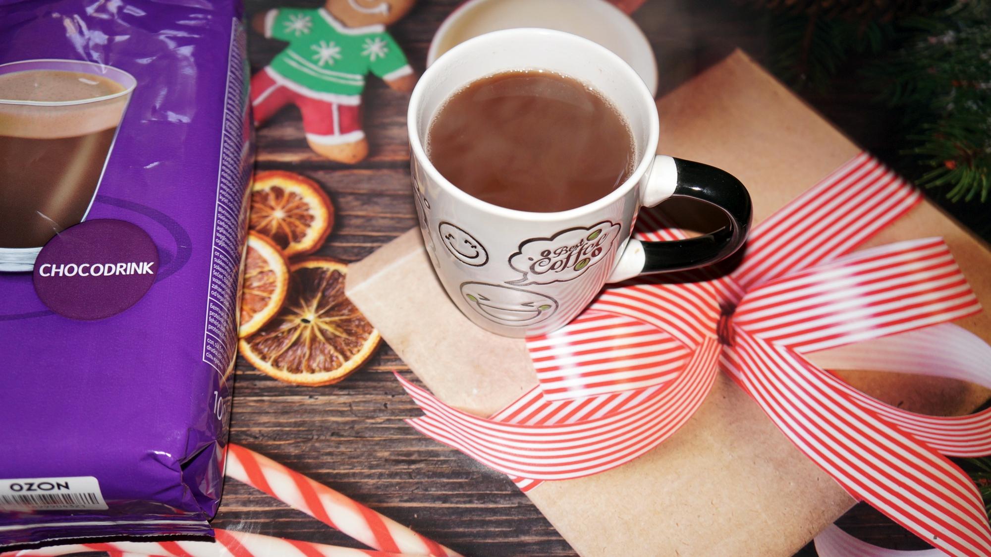 Горячий шоколад ICS Малиновый