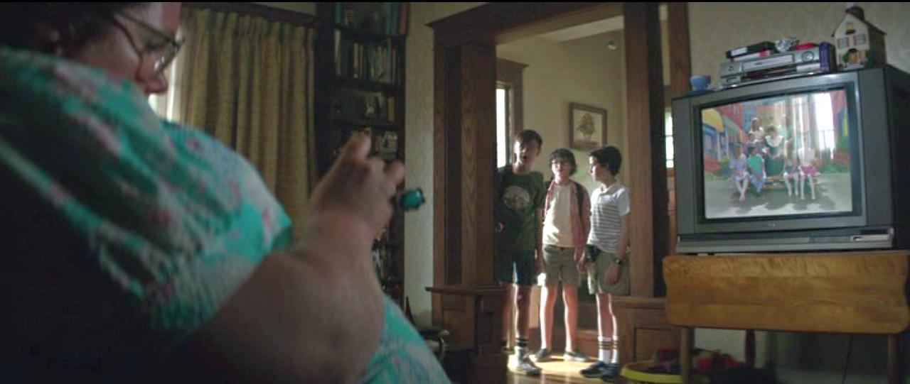 Кадр из фильма It (2017)