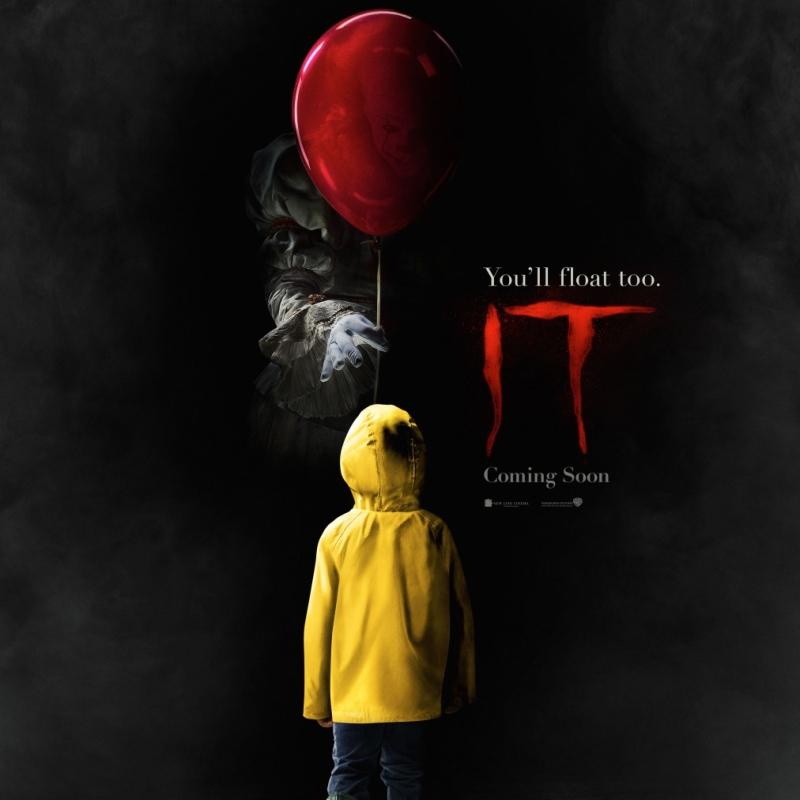 «Оно» (2017) poster