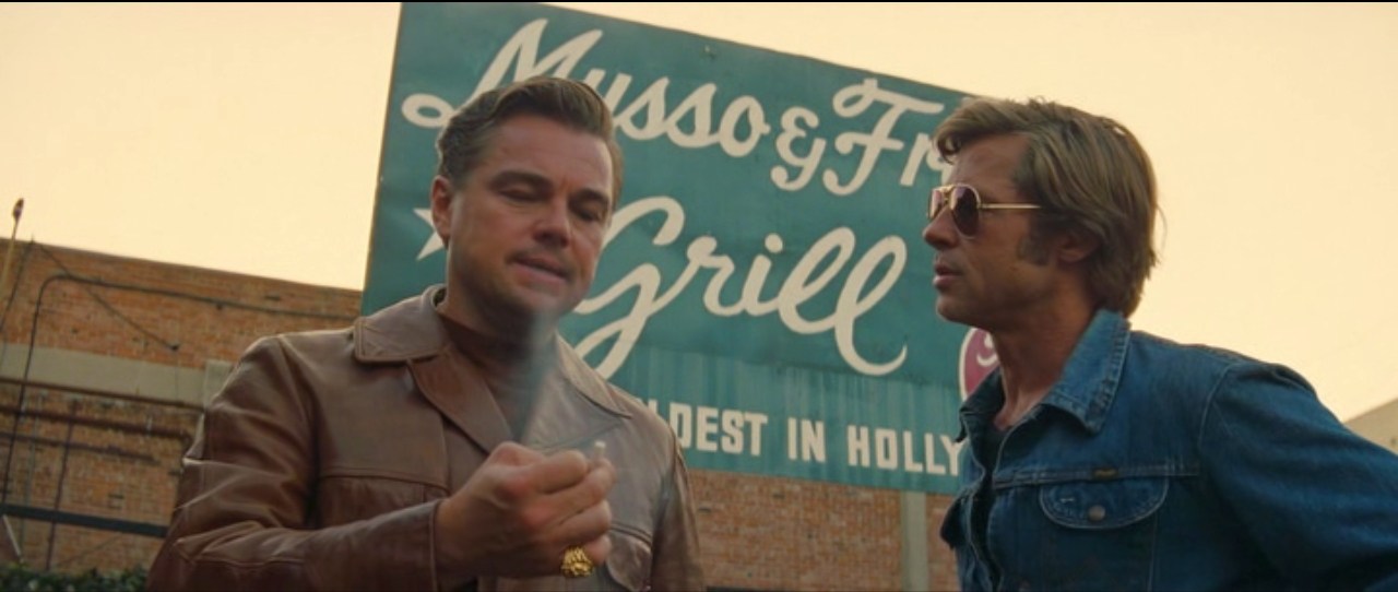 Кадр из фильма Once Upon a Time... in Hollywood (2019)