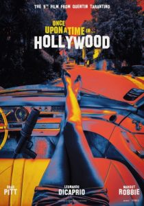 Once Upon a Time... in Hollywood (2019) постер