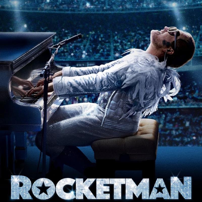 «Рокетмен» (2019) poster