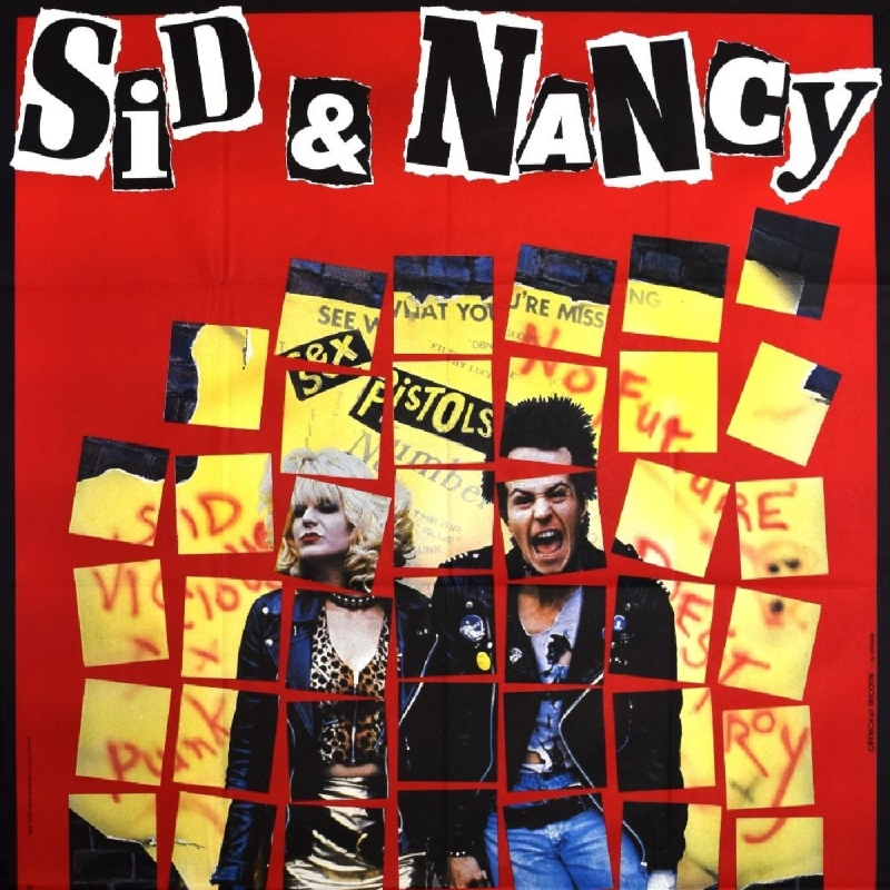 «Сид и Нэнси» (1986) poster