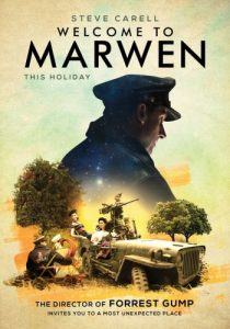 Welcome to Marwen (2018) постер